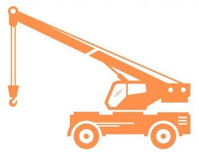 Yeg Crane Logo